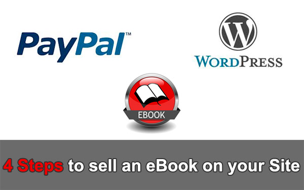 How to Sell an Ebook on your website Adding Paypal to Wordpress to sell an eBook